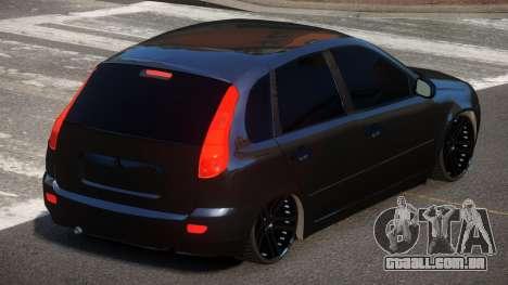 Lada Kalina L-Tuned para GTA 4