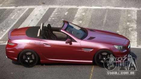 Mercedes Benz SLK RS para GTA 4