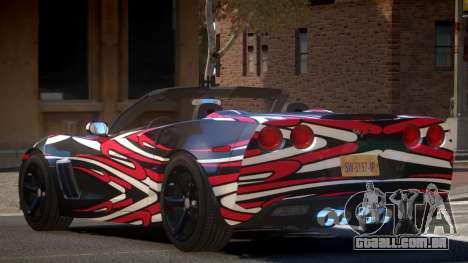Chevrolet Corvette SR PJ5 para GTA 4