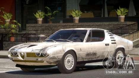Alfa Romeo Montreal V1.0 PJ4 para GTA 4