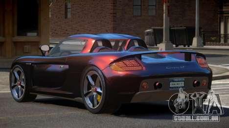 Porsche Carrera GT V1.2 para GTA 4