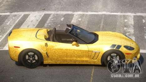 Chevrolet Corvette SR PJ6 para GTA 4