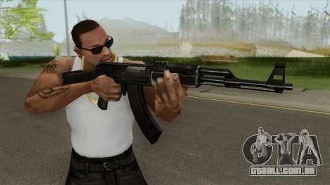 AK-47 (Synthetic) para GTA San Andreas