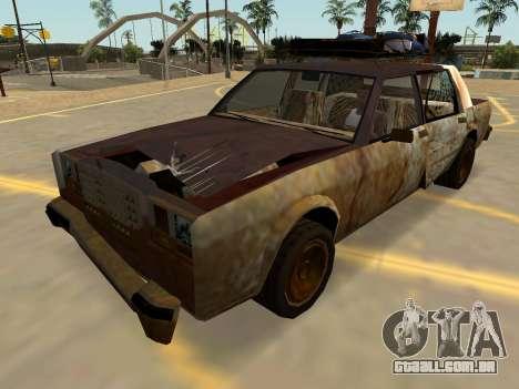 Schyster Greenwood Rusty (Crachás-PJ-Extras) para GTA San Andreas