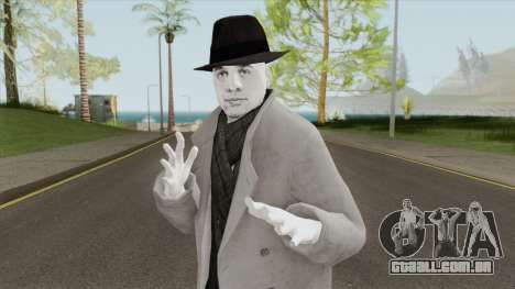 Al Capone (LQ) para GTA San Andreas