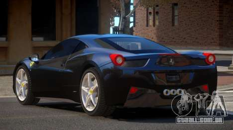Ferrari 458 SR para GTA 4