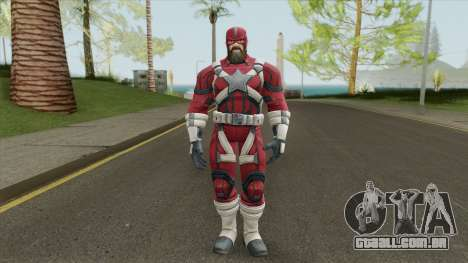 Red Guardian (MCU) para GTA San Andreas