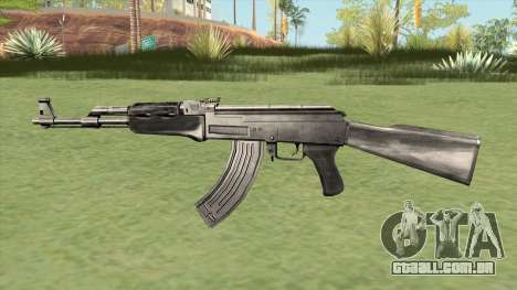 AK-47 (Rob. O and Penguin) para GTA San Andreas
