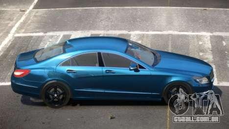 Mercedes Benz CLS 350 para GTA 4