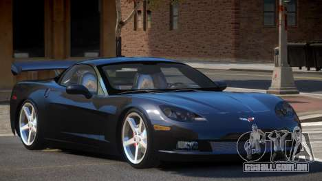 Chevrolet Corvette R-Tuning para GTA 4