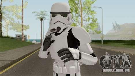 Star Wars Clone (Fortnite) para GTA San Andreas