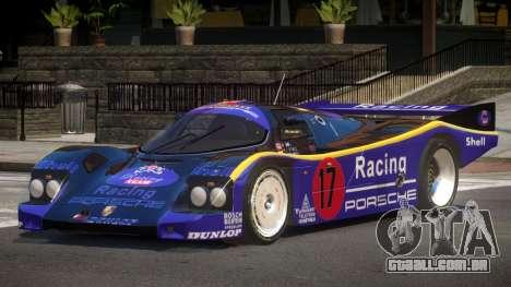 Porsche 962 RS para GTA 4