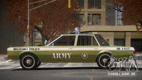 Dodge Diplomat Police V1.2 para GTA 4