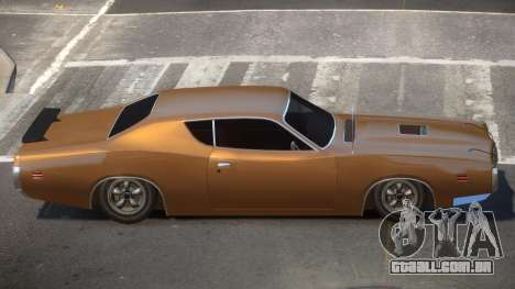 Dodge Charger RT S-Tuned para GTA 4