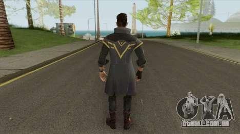 DJ Alok para GTA San Andreas