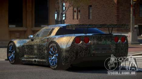 Chevrolet Corvette RS Tuning PJ4 para GTA 4