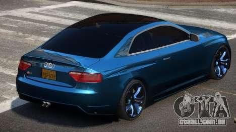Audi S5 L-Tuned para GTA 4