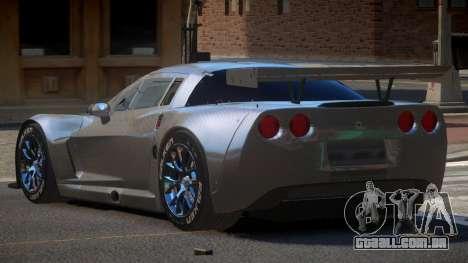 Chevrolet Corvette RS Tuning PJ1 para GTA 4