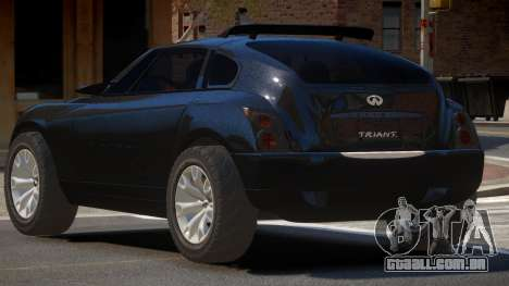 Infiniti Triant V1.0 para GTA 4