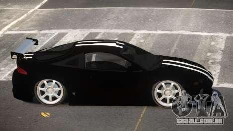 Mitsubishi Eclipse SR para GTA 4