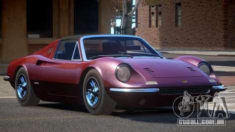 Ferrari Dino GT para GTA 4