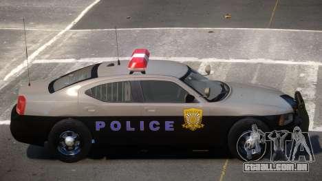 Dodge Charger SR Police para GTA 4