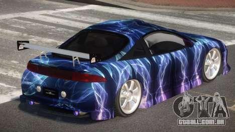 Mitsubishi Eclipse SR PJ2 para GTA 4