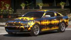 Ford Mustang E-Style PJ3 para GTA 4