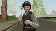Trevor Philips (Maze Bank Heist) para GTA San Andreas