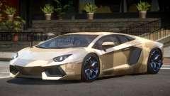 Lamborghini Aventador LS PJ2 para GTA 4