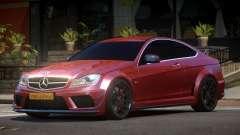 Mercedes Benz C63 S-Tuning para GTA 4