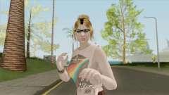 Random Female V3 (GTA Online) para GTA San Andreas