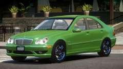 Mercedes Benz C32 V1.1 para GTA 4