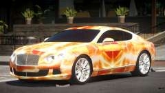 2013 Bentley Continental GT Speed PJ5