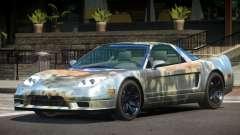 Acura NSX GT PJ4 para GTA 4