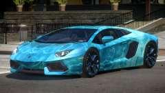 Lamborghini Aventador LP700 SR PJ1 para GTA 4