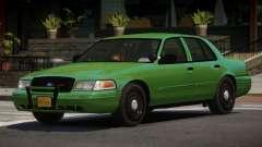 1997 Ford Crown Victoria Spec para GTA 4