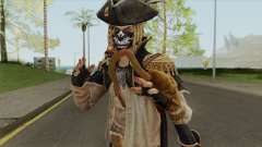 Pirate Roger (Free Fire) para GTA San Andreas