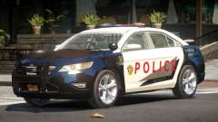 Ford Taurus RS Police