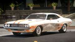 1971 Dodge Challenger RT V1.2 PJ1 para GTA 4