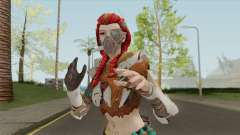Primal Hunter (Female) para GTA San Andreas