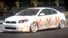 Scion TC Sport V1.0 PJ4 para GTA 4