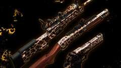 Leopard Arma Pack Retrabalho 2020