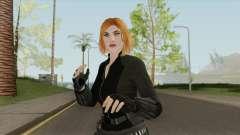 Scarlett Johansson (Black Widow) para GTA San Andreas