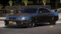 Nissan Skyline ST