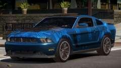 Ford Mustang 302 V1.1 PJ1 para GTA 4