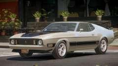 1977 Ford Mustang MS para GTA 4