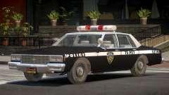 1985 Chevrolet Impala Police