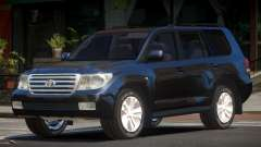 Toyota Land Cruiser 200 LS