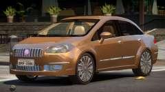 Fiat Linea RS para GTA 4